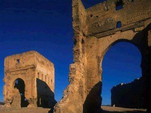 fes-Tombeaux-Merinides-villes-Imperiales-Maroc